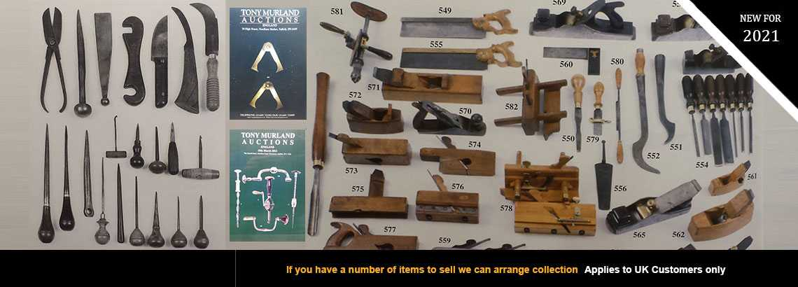 Collecting Your Antique Tools