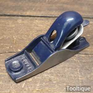Vintage Record No: 0103 block plane