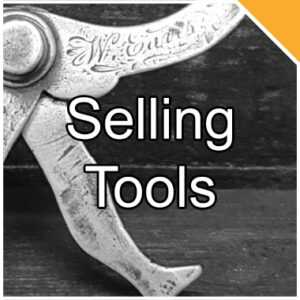 Selling Antique Tools