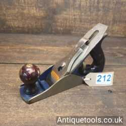 Lot 212 Vintage 1950's Record No: 3 smoothing plane