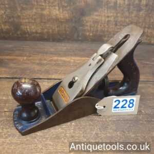 Vintage Record Tools No: 04C Corrugated Soled Smoothing Plane