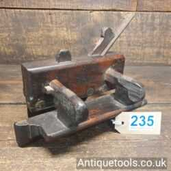 Lovely Patina Antique Carriage Makers Plough Plane