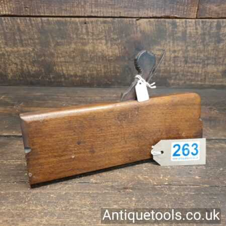 Lot 263 Antique highly complex moulding plane by Brain-late Shepley & Co