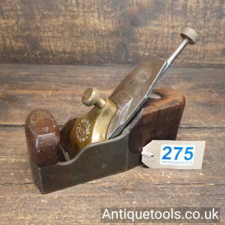 Antique Norris A14 Annealed Cast Steel Smoothing Plane