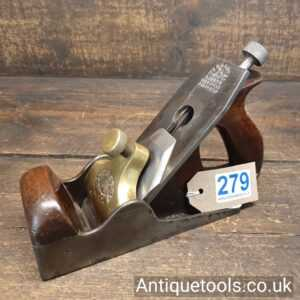 Antique Norris No: 51 Annealed Smoothing Plane