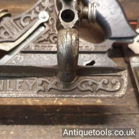 Lot: 287 Stanley No: 41 Millers Patent Type 9 Plow Plane
