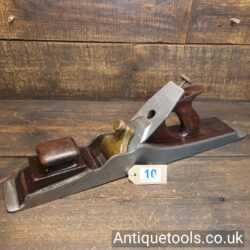 """Lot 10: Antique 20 ½"""" Norris No: A1 Infill Jointer Plane"""