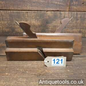 Pair Of Antique G. Berry Sash Ovolo Beechwood Moulding Planes