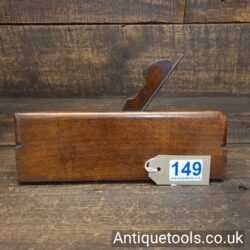 Antique 18th Century Gabriel Cove And Astragal Sash Beechwood Moulding Plane