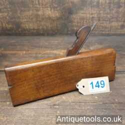 Lot 149 Antique 18th century Gabriel (1770-1795) cove and astragal sash beechwood moulding plane