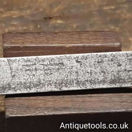 Lot 171Variety of 4 No: Antique 'Pig Stick' Mortice chisels