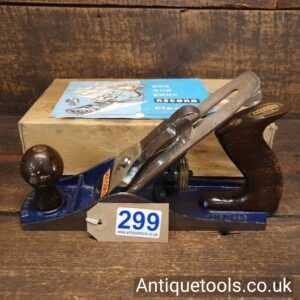 Vintage Boxed Record No: 04 Smoothing Plane