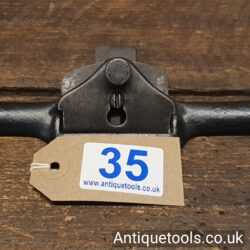 Antique Stanley USA No: 57 Coopers' Long Handled Spokeshave